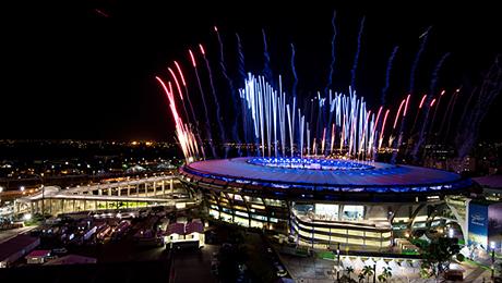 Арены Рио: где пройдет Олимпиада