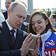 сборная России, Аделина Сотникова, женское катание