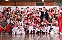 сборная России, фото, сборная России жен, Лондон-2012