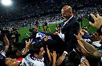 Зидан – великий тренер. Он исполнил свою мечту