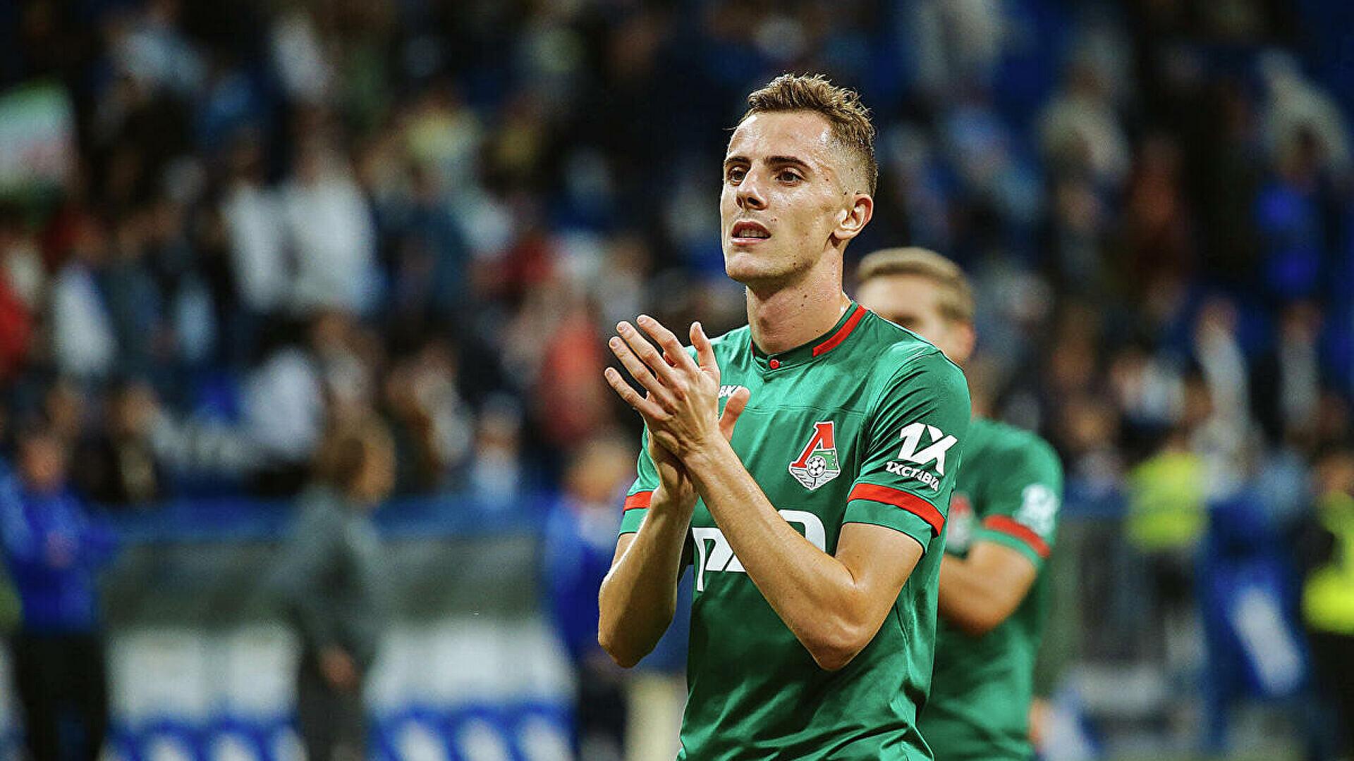 Локомотив заплатил около 2 млн евро за разрыв контракта с Джорджевичем