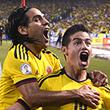 Сборная Японии по футболу, сборная Греции по футболу, Сборная Колумбии по футболу, сборная Кот-д′Ивуара по футболу, ЧМ-2014