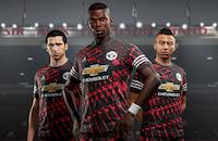 Бавария, Манчестер Юнайтед, Ювентус, Реал Мадрид, игровая форма, FIFA, стиль