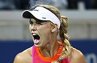 US Open, Эжени Бушар, Каролин Возняцки, WTA, Мария Шарапова, допинг