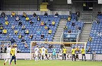 высшая лига Дания, коронавирус, возвращение футбола