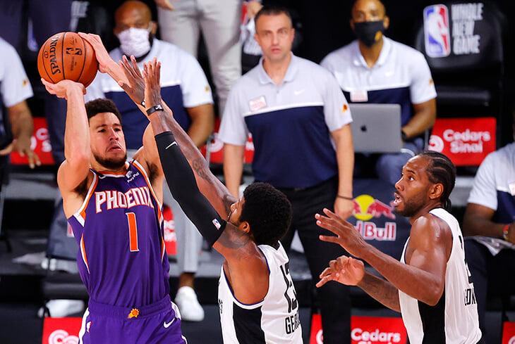 Супердень в НБА: 30+20+10 Дончича, победный бросок Букера и самый неожиданный исход матча с 1993 года