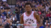 What a shot by Kyle Lowry