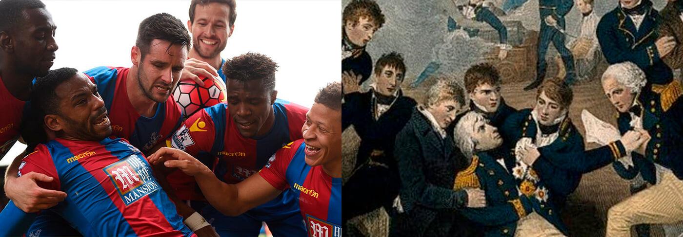 Футбольные сюжеты в искусстве