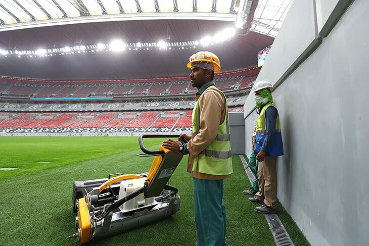 У Катара мощнейший план на стадионы после ЧМ: часть трибун разберут, помещения переделают в больницы, школы, мечети