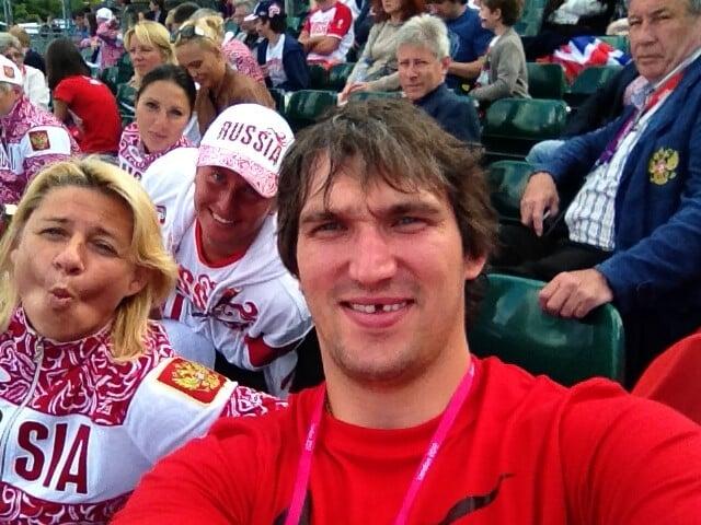 Овечкин и Кириленко (теннисистка) чуть не поженились