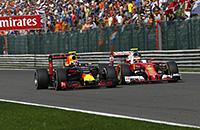Гран-при Бельгии, Феррари, Кими Райкконен, Ред Булл, Формула-1, Макс Ферстаппен