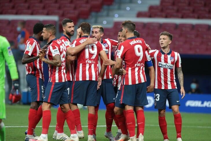 Формат и сетка ЛЧ за «Атлетико»: команда Симеоне все еще андердог, но сейчас у них лучший шанс