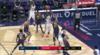Bojan Bogdanovic 3-pointers in New Orleans Pelicans vs. Utah Jazz