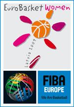 Евробаскет-2009 жен