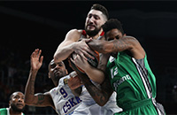 Дарушафака, Turkish Airlines Euroleague, ЦСКА