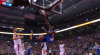 Joel Embiid with the flush