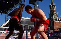 Самая массовая тренировка по боксу под песни Егора Крида