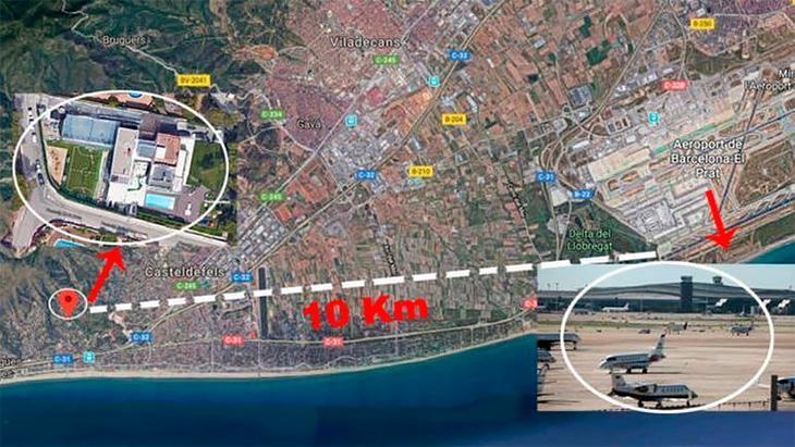 Дом легенды «Барселоны» стал предпосылкой отмены расширения аэропорта вКаталонии