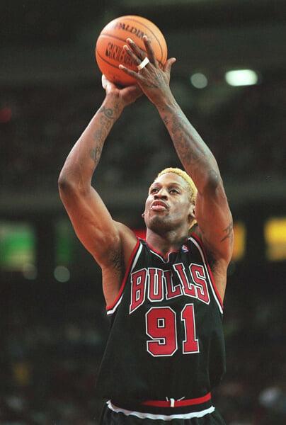 Родман не баскетболист. Фильм «К лучшему или худшему» показывает весь ад, что у него внутри
