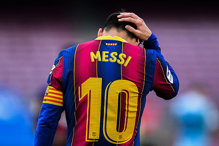 Почему бы «Барсе» не закрепить 10-й номер за Месси? Это сложно из-за правил Ла Лиги по заявкам на сезон