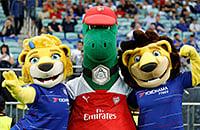«Челси» и «Арсенал» в финале Лиги Европы. Смотрите на Sports.ru