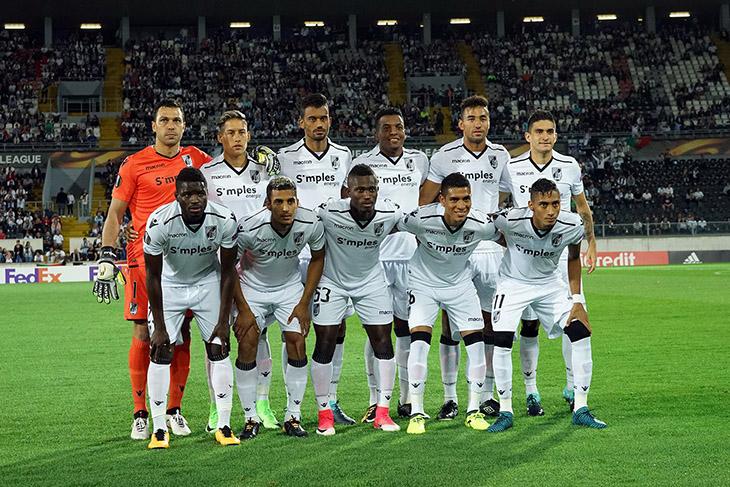 Португальский клуб установил необычайный рекорд вЛиге Европы