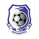 Черноморец Одесса - статистика 2016/2017