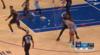 Ja Morant rises to block the shot