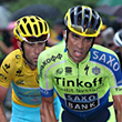 Тур де Франс, Альберто Контадор, Винченцо Нибали, Майкл Роджерс, Тони Мартин, Тони Галлопен, Кристофер Фрум, Эндрю Талански, Тибо Пино