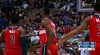 Ian Mahinmi with one of the day's best dunks