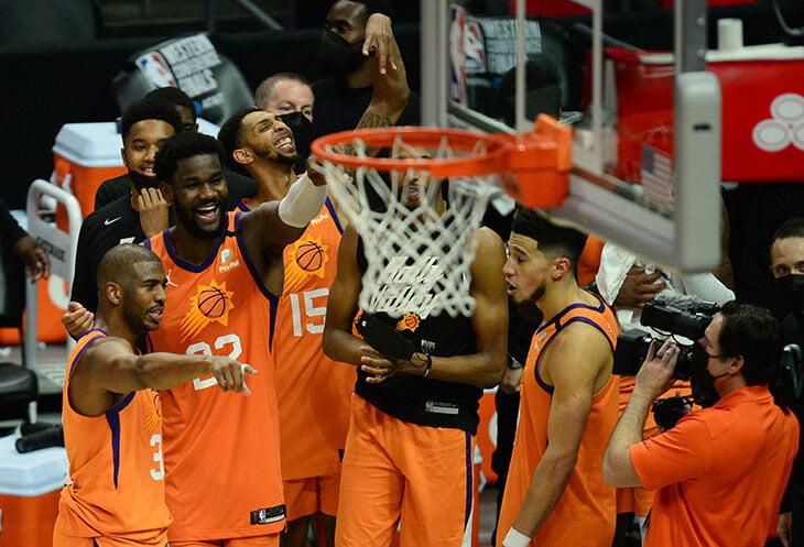 «Финикс» – в финале НБА впервые со времен Чарльза Баркли! «Санз» ждали этого 28 лет, Крис Пол – всю жизнь