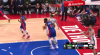 Langston Galloway shows off the vision for the slick assist