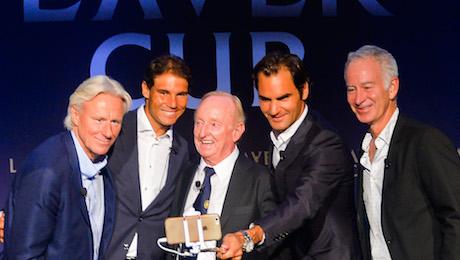 «Наконец-то я выиграю, если выиграет Рафа». Что задумал Федерер?