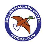 Баллинамаллард Юнайтед - logo