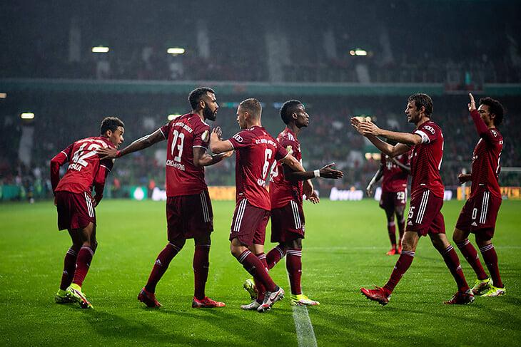 «Бавария» покуражилась в Кубке. Обыграли любителей 12:0 – у Шупо-Мотинга покер и 3 ассиста