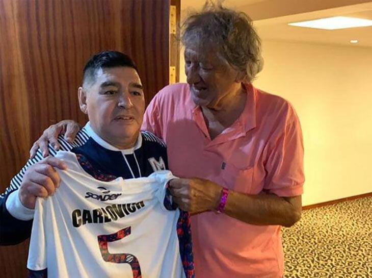 Марадона называл лучшим аргентинца, которого никто не знает. Он сбегал с матчей, вдохновлял Бьелсу и не приехал в сборную из-за рыбалки