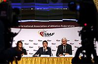 допинг, ВФЛА, IAAF