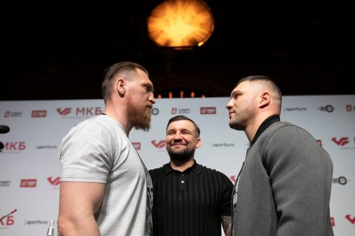 Первый турнир Басты: Кудряшов против Романова в претендентском бою WBC. Онлайн вечера бокса