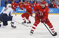 Хоккейная сборная – в четвертьфинале Олимпиады. Мы обыграли США