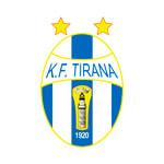 KF Tirana - logo