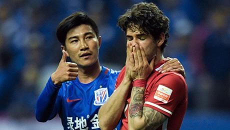 Новая жесть в чемпионате Китая