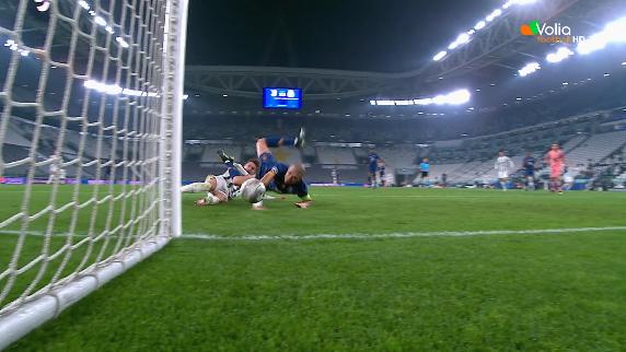 Кьеза вместо Роналду тащил «Юве» в 1/4 финала ЛЧ: забил «Порту» три. Не хватило