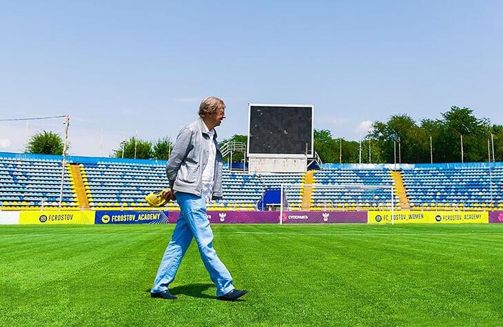 Семин ушел из «Ростова» –за неделю до «Локо». Отработал меньше двух месяцев, выиграл 1 матч из 7