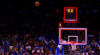 Andre Drummond sinks the shot at the buzzer