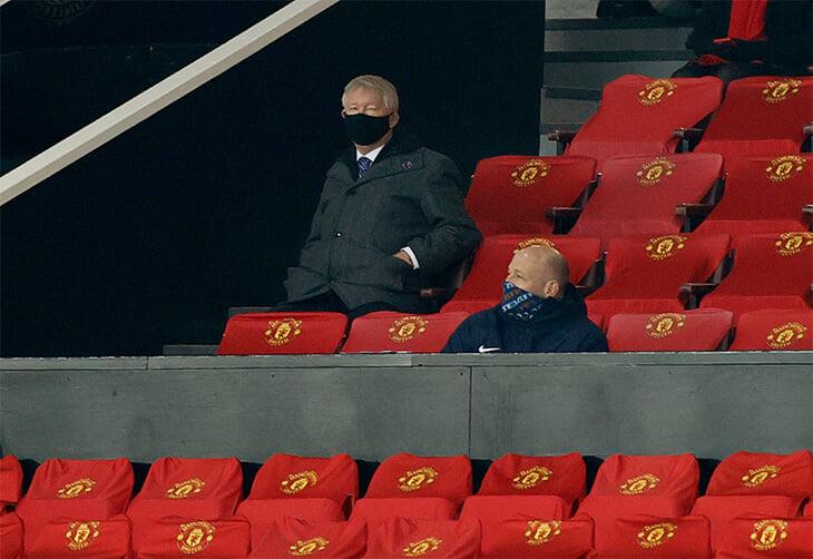 «Всего две карточки! Никогда не видел столько объятий и болтовни!» «Юнайтед» и «Сити» сгоняли слишком мирное дерби