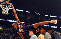 Аарон Гордон, Деррик Джонс, Гленн Робинсон-младший, НБА, Матч всех звезд, ДеАндре Джордан