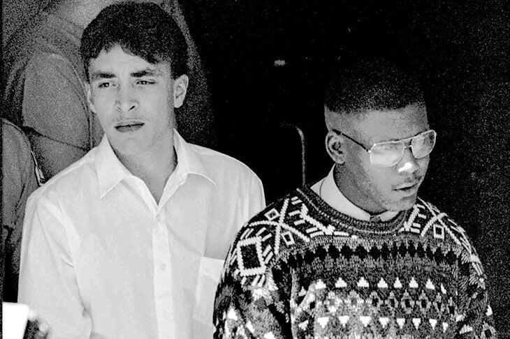 Памяти отца была посвящена и еще одна великая победа. Майкл Джордан три года отходил после убийства и разрыдался в чемпионской раздевалке