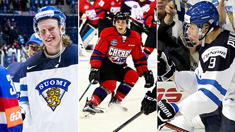 Трое русских в первом раунде. Кого выберут на драфте НХЛ