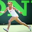 Miami Open, Доминика Цибулкова, WTA, видео, Агнешка Радванска