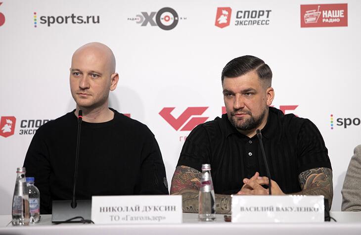 Два ярких нокаутера зарубятся на первом турнире Басты. Победитель выйдет на чемпионский бой дивизиона с очень красивой историей